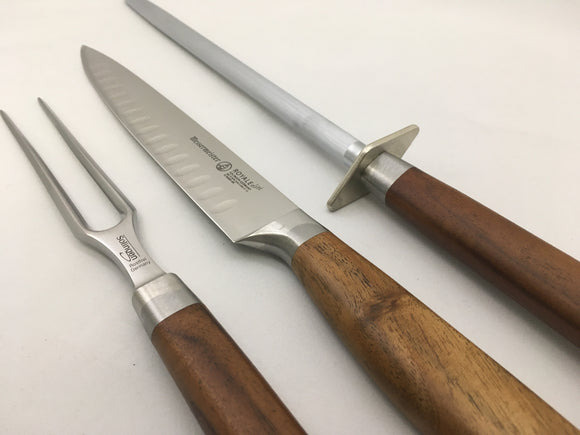 Messermeister 'Royale Elite' Carving and Honing Steel Set