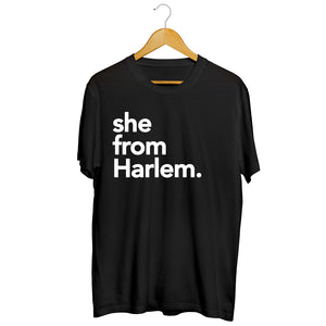 She from Harlem