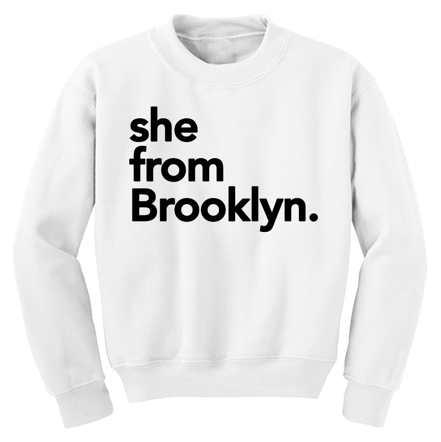 She from Brooklyn