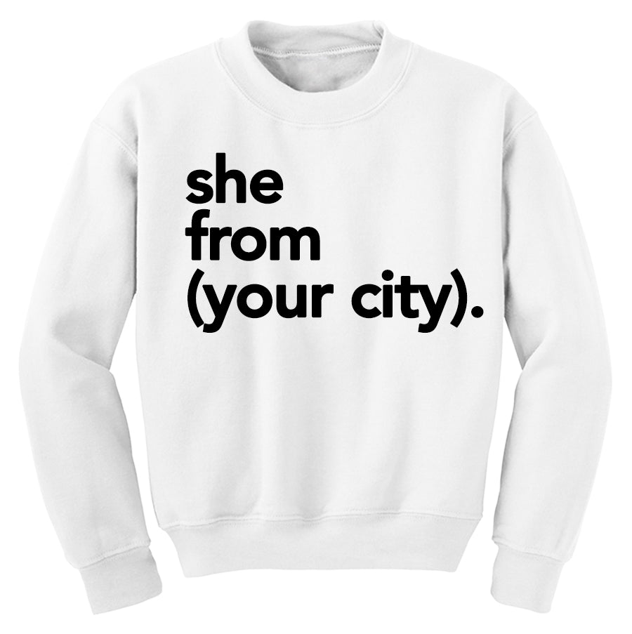 She from Your City