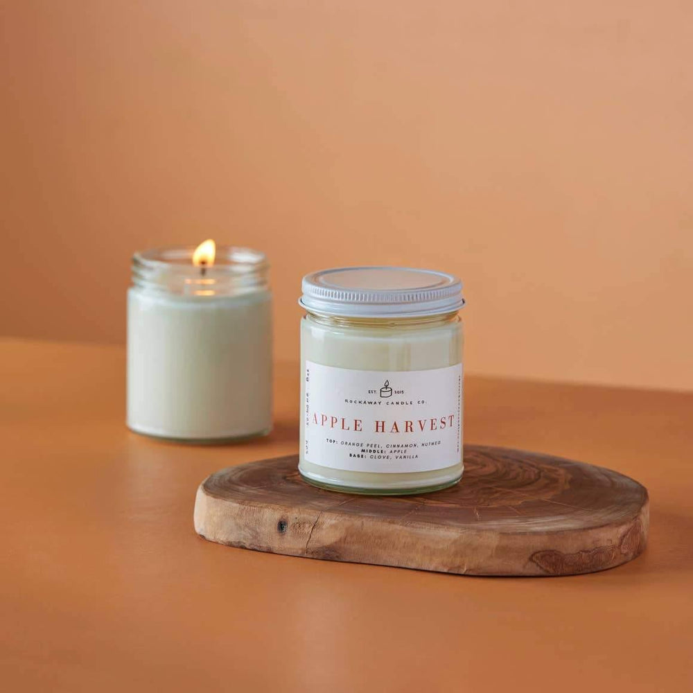 Apple Harvest Soy Candle - Seasonal Collection