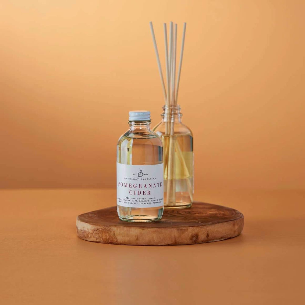 Pomegranate Cider Reed Diffuser - Seasonal Collection