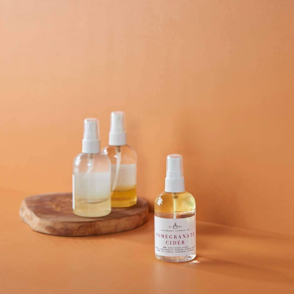 Pomegranate Cider Room + Linen Spray - Seasonal Collection