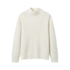 Seamless Plush Cashmere Blend Turtleneck Sweater