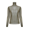 Lurex Turtleneck top