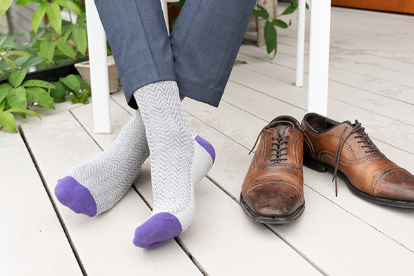 Plum 3-Pack | Men's Dress Socks