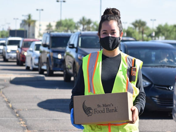 St. Mary's Works to End Hunger in Arizona