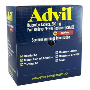 Advil Ibuprofen - Pack of 2