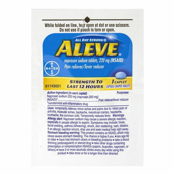 Aleve - Pack of 1
