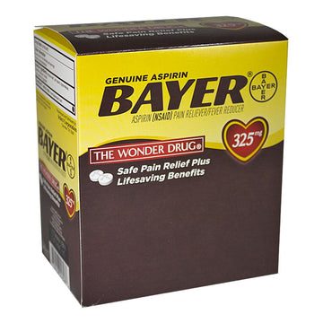 Bayer Aspirin - Pack of 2