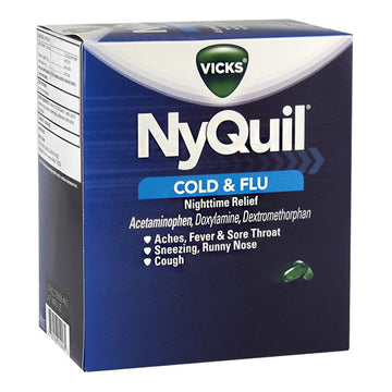 NyQuil Cold & Flu Relief - Pack of 2