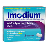 Imodium Multi-Symptom Relief - Box of 12