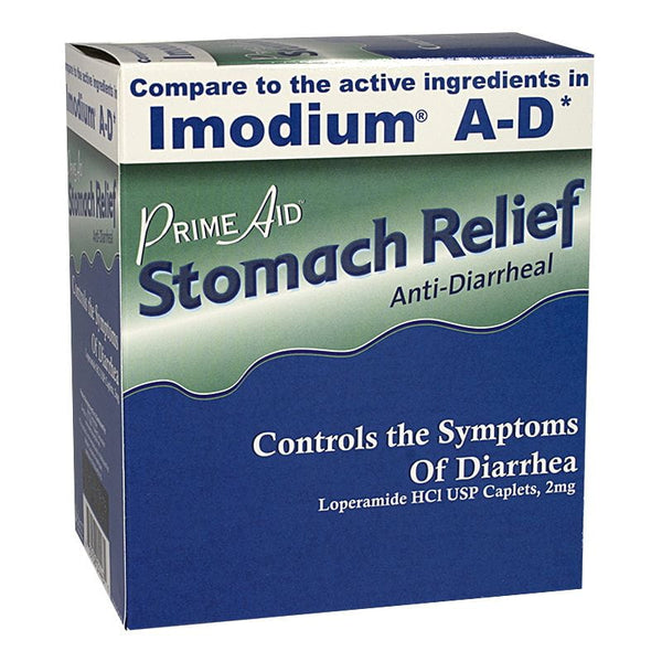 Prime Aid Compare to Imodium AD - Pack of 2