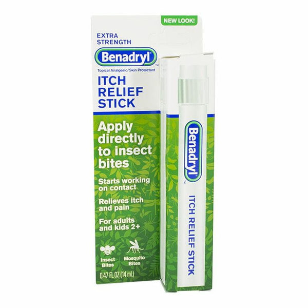 Benadryl Anti-Itch Stick - 0.47 oz.