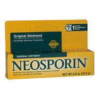 Neosporin Antibiotic Ointment Tube - 0.5 oz