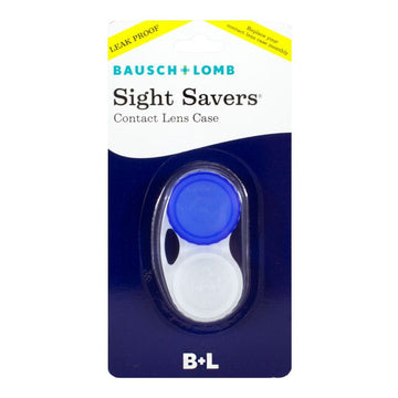Bausch & Lomb Contact Lens Case - Card of 1 Pair