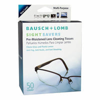 Bausch & Lomb Sight Savers Tissues - Pack of 1