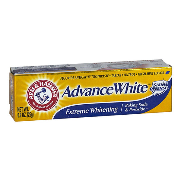 Arm & Hammer Advance White Toothpaste - 0.9 oz.