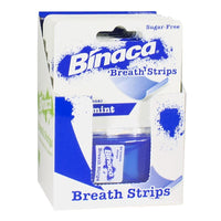 Binaca Breath Strips - Pack of 24