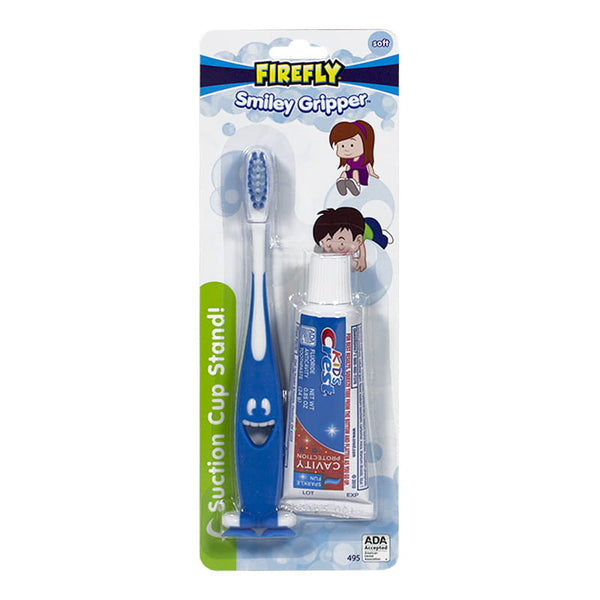 Crest Kids & Smiley Gripper Toothbrush - 0.85 oz.