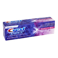Crest 3D White Radiant Mint Toothpaste - 0.85 oz.