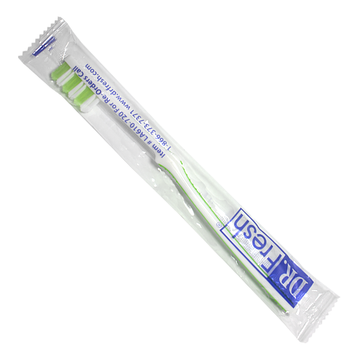 Dr. Fresh Disposable Toothbrush