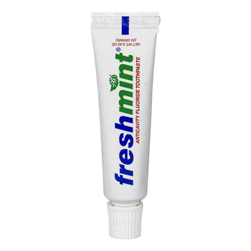Freshmint Fluoride Toothpaste Unboxed Travel Size - 0.85 oz. unboxed