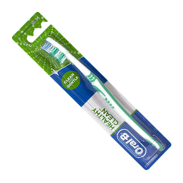 Oral-B Healthy Clean Medium Toothbrush
