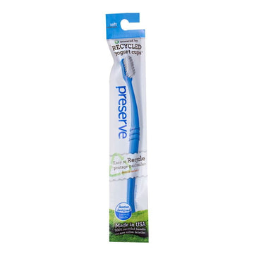 Preserve Recycled Soft Toothbrush