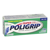 Super Poligrip Denture Adhesive Cream - 0.75 oz.