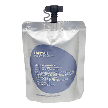 Anyah Eco Spa Treatment Conditioning Shampoo - 1 oz.