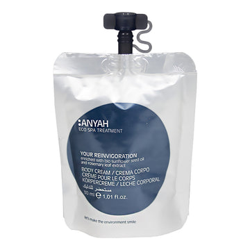 Anyah Eco Spa Treatment Body Lotion - 1 oz.