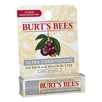 Burt's Bees Ultra Conditioning Lip Balm - 0.15 oz.