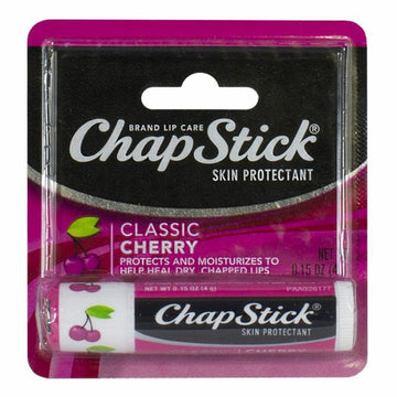 ChapStick Classic Cherry Lip Balm - 0.15 oz. Stick
