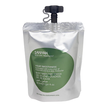Anyah Eco Spa Treatment Body Wash - 1 oz.