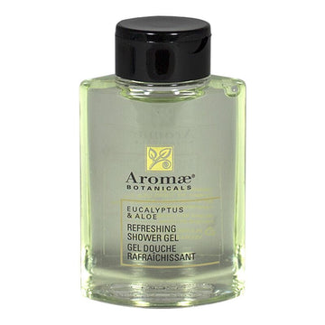 Aromae Botanicals Eucalyptus & Aloe Shower Gel - 1 oz.