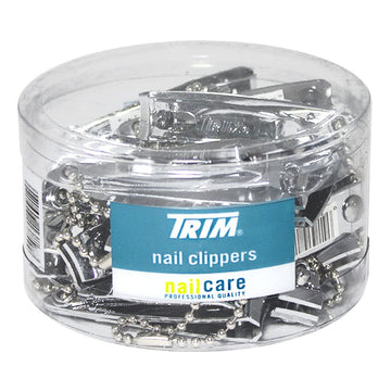 Gem Pocket Nail Clipper in Display Bucket