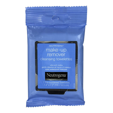 Neutrogena Makeup Remover Cleansing Towelettes - Pack of 7