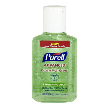 Purell Advanced Hand Sanitizer With Aloe - 2 oz.