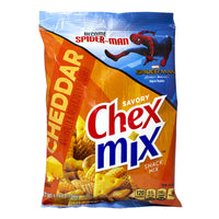 Chex Mix Savory Cheddar Snack Mix - 3.75 oz.