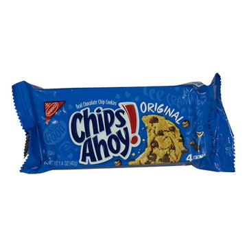 Chips Ahoy Chocolate Chip Cookies - 1.4 oz.