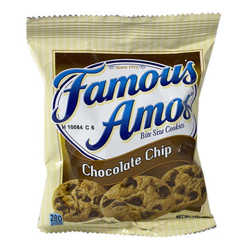 Famous Amos Chocolate Chip Cookies - 2 oz.