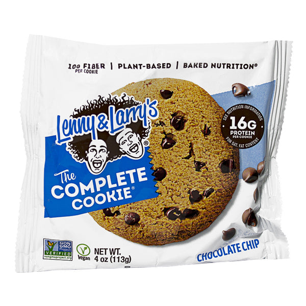 Lenny & Larry's Chocolate Chip Cookie - 4 oz.