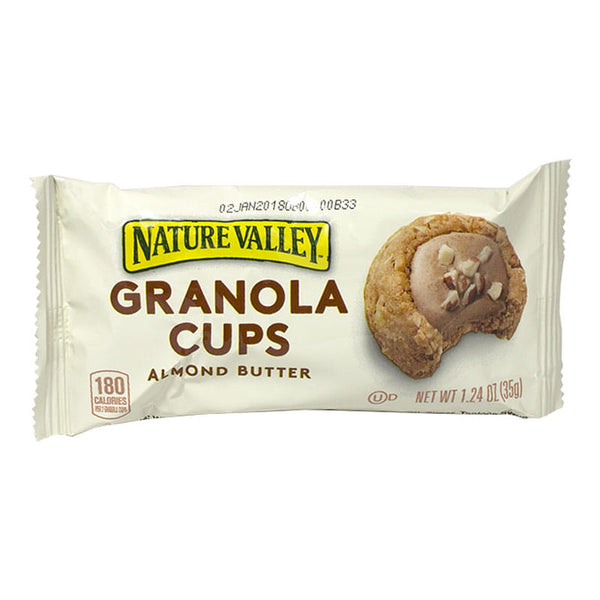 Nature Valley Almond Butter Granola Cups