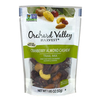 Orchard Valley Cranberry Almond Cashew Trail Mix - 1.85 oz.