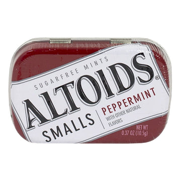 Altoids Smalls Peppermint Mints - Tin of 50