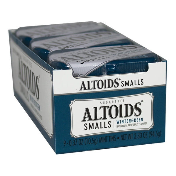 Altoids Smalls Wintergreen Mints - Tin of 50