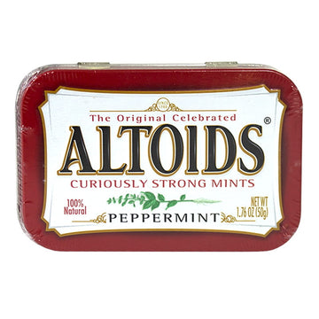 Altoids Peppermint Mints - 1.76 oz.