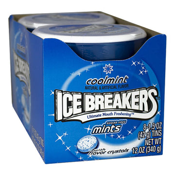 Ice Breakers Mints - 1.5 oz. Tin