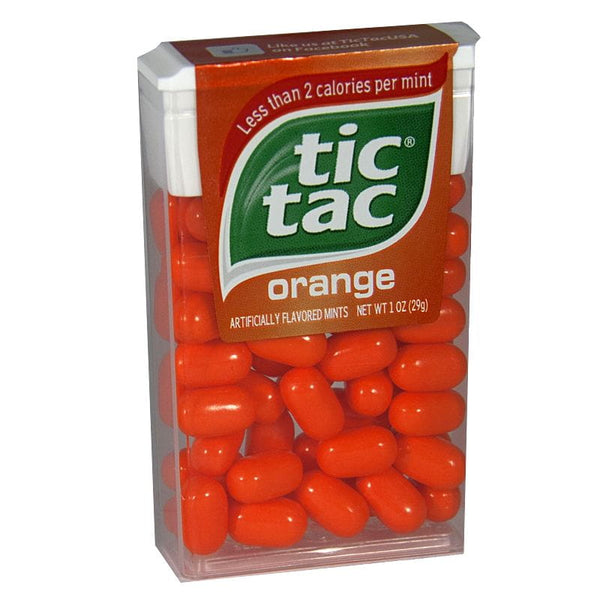 Tic Tac Orange Mints - 1 oz.